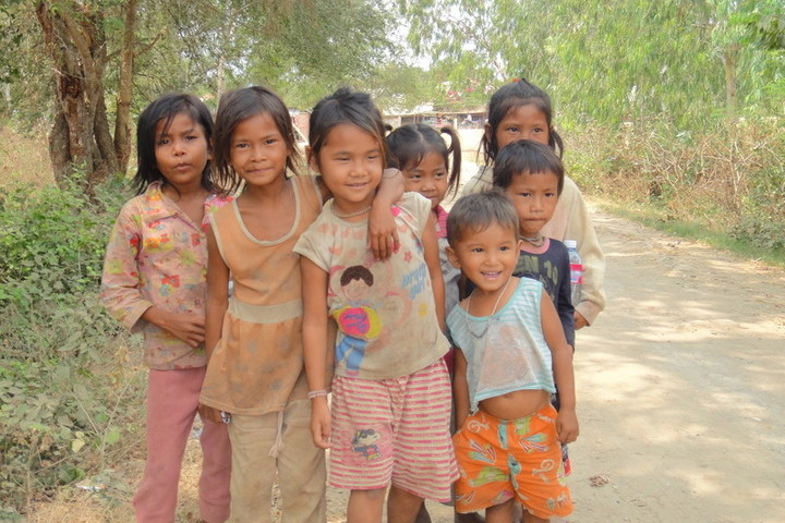 Young adult orphan cambodia